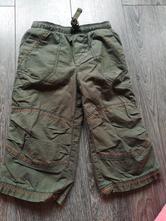 Dvouvrstvé kalhoty-tříčtvrťáky , next,86