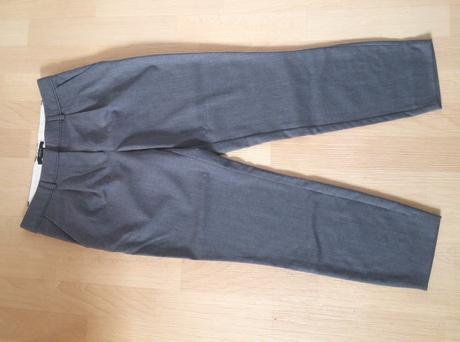 Kalhoty šedé, lindex,s