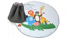 Hrací deka - koš na hračky 150 cm, 5 motivů na výb,