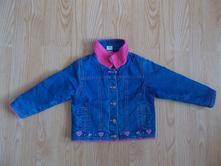 Riflová bunda, next,104