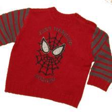 Svetr george spider-man vel.68(3-6měsíců), george,68