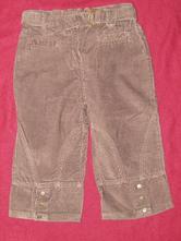 Kalhoty - pumpky, kik,116