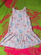 Frozen šaty  110/116 elsa, disney,116