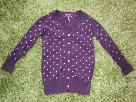 Fialový svetr, reserved,140