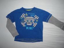Tričko s lebkou, f&f,98
