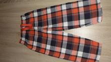 Kalhoty z flanelu zn. george, george,110