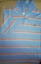 Bavlněné polo tričko lacoste, lacoste,xl