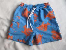 Plavací šortky se žraloky, next,86