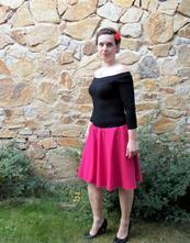 Dámská univerzální sukně, l / m / s / xl
