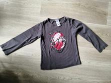 Šedé tričko vel. 116, palomino,116
