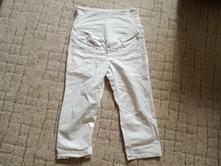 Těhotenské 3/4 kalhoty h&m, 44