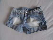 Džínové šortky zn.adore, 34