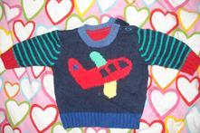 Pletený svetr, george,50