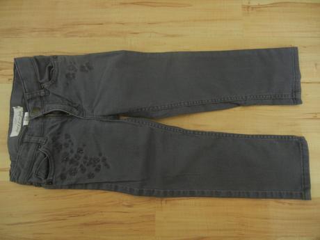 Dívčí kalhoty vel.98, h&m,98