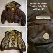 Dámská bunda, 38