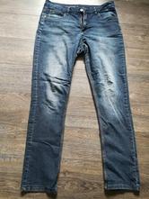 Dámské džíny straight, c&a,42