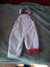 Zateplené kalhoty, baby club,92