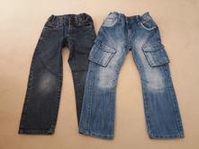 Dětské džíny vel. 116, okay,116