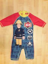 Dětský obleček,plavky,overal,uv kombinéza upf 40+, 98