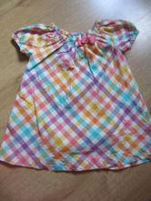 Veselé lehoulinké letní šatičky, šaty, h&m,80