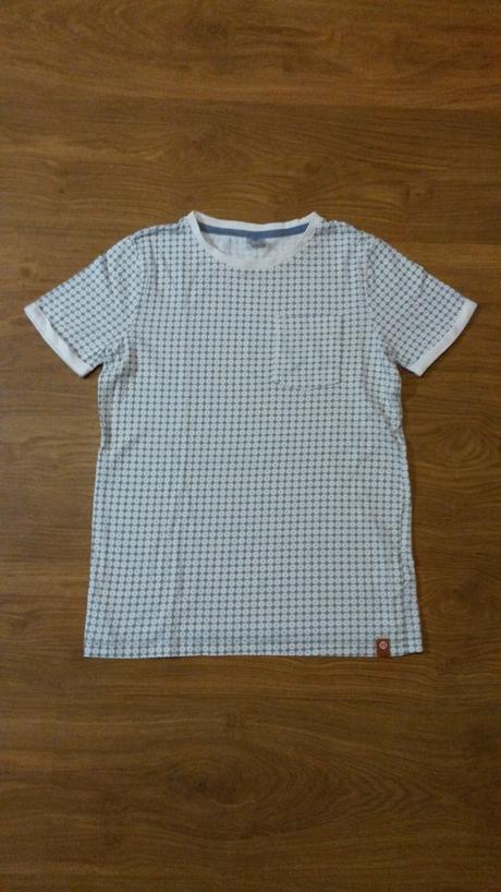Tričko s kapsičkou 9-10 let, f&f,140