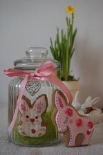 Jarní dekorace:)
