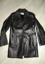 Dámská kožená bunda, 40