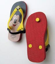 Havaianas dětské žabky mickey mouse č.135, 23