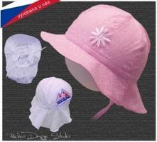 Letní čepice, klobouk, 2758_26550, rockino,74 - 110
