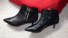 Nenošené kotnkové boty, 40