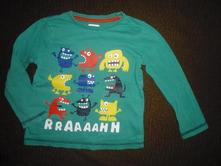 Příšerkové tričko, f&f,98