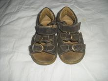 Kožené sandálky, 20