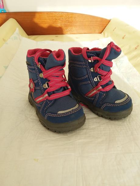 Zimní boty - superfit, superfit,20