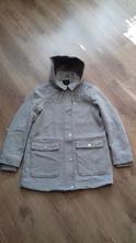 Kabát s kapucí, clockhouse,40