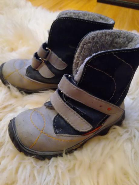 Zimní boty, fare,25