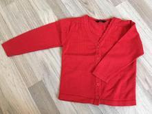 Červený svetr, f&f,104