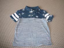 Bavlněné tričko h&m, vel. 110/116, h&m,110
