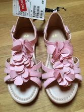 Botičky / sandálky, h&m,31