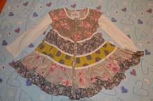 Šaty s praktickými vzory, zn. next, next,104