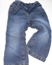 Podšité jeansy s jablíčkovými kapsami, c&a,86