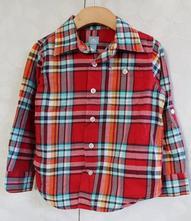 Košile s dl. rukávem vel. 4 r, gap,104