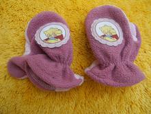 Fleesové rukavice, disney