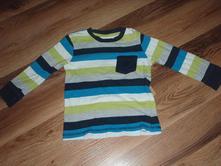 Chlapecké tričko, topomini,92