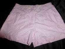 Růžové sportovní kraťasy/šortky, m