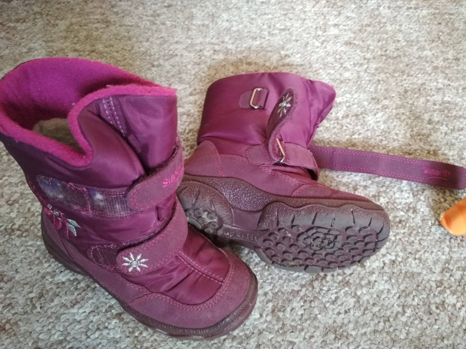 Zimní boty zn. superfit 11b6004873