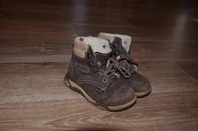 Kožené zimní boty 23, 23