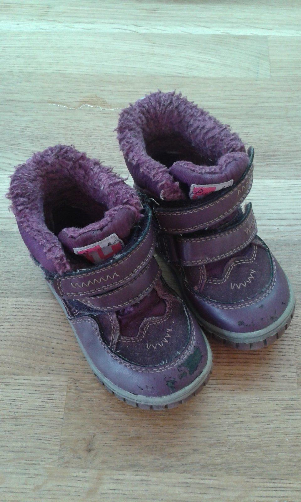 bcb607bbbac Dětské zimní boty lurchi 22