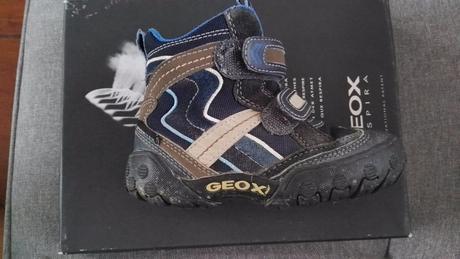 Kvalitní zimní boty geox, geox,25