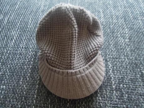 Čepice zimní s kšiltem, h&m,104