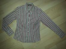 Pruhovaná košile zn. zara, zara,m